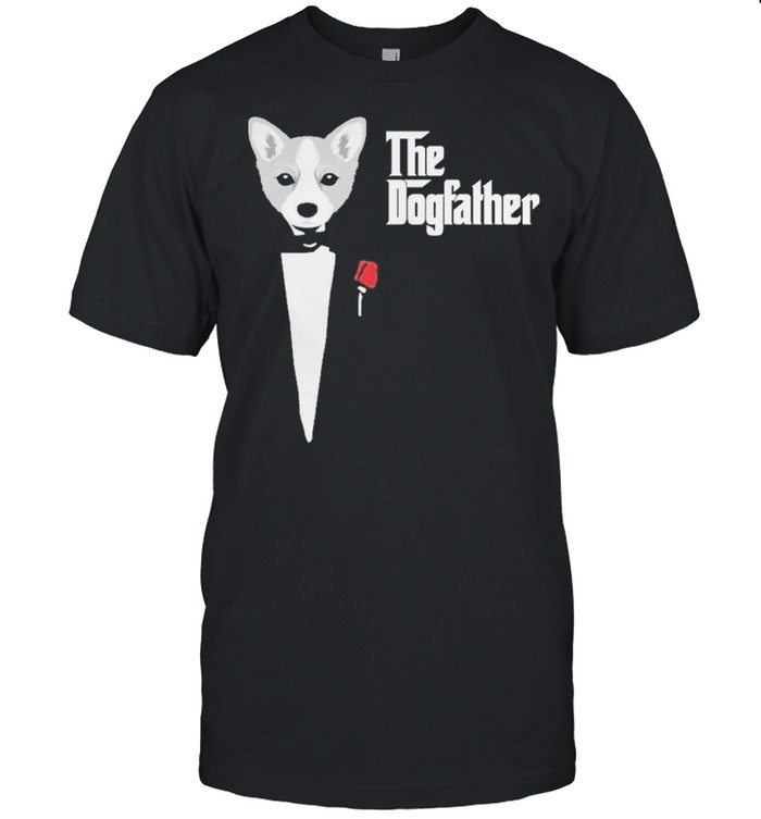 Joe Biden Corgi The Dogfather 2021 shirt