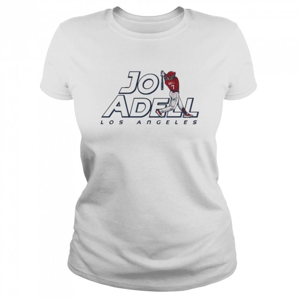2021 Los Angeles Jo Adell shirt Classic Women's T-shirt