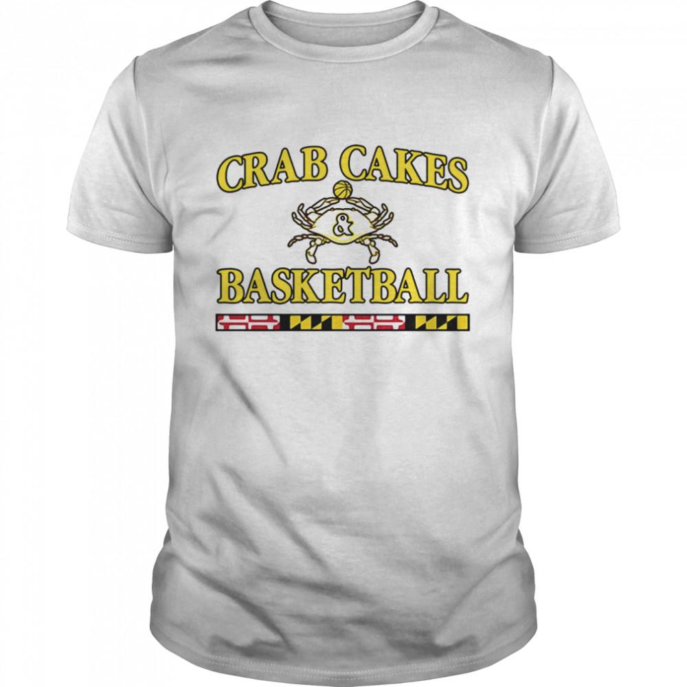 Crab Cakes And Basketball shirt