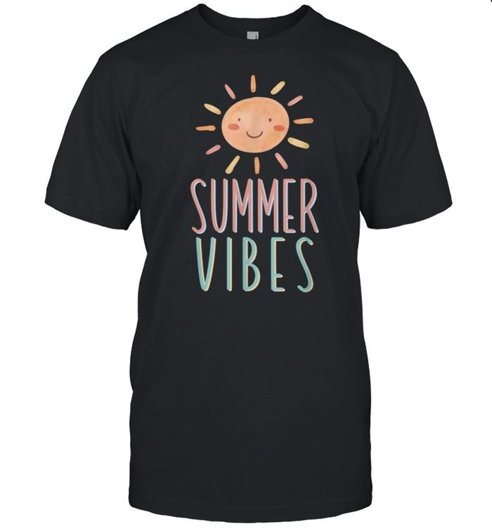 SUMMER VIBES shirt
