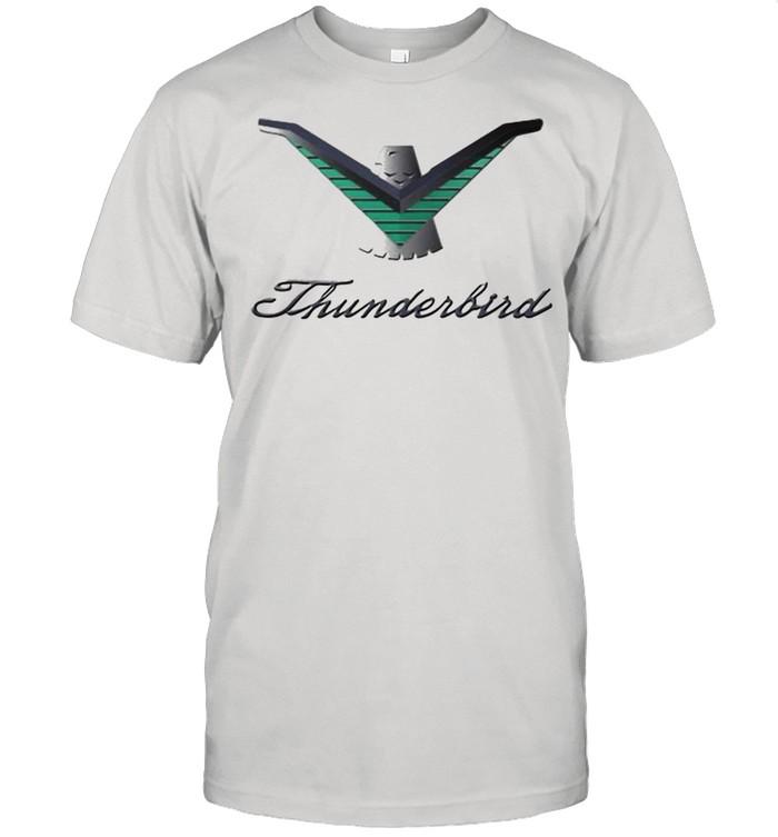 Ford Thunderbird Neon Sign Black 224 Shirt