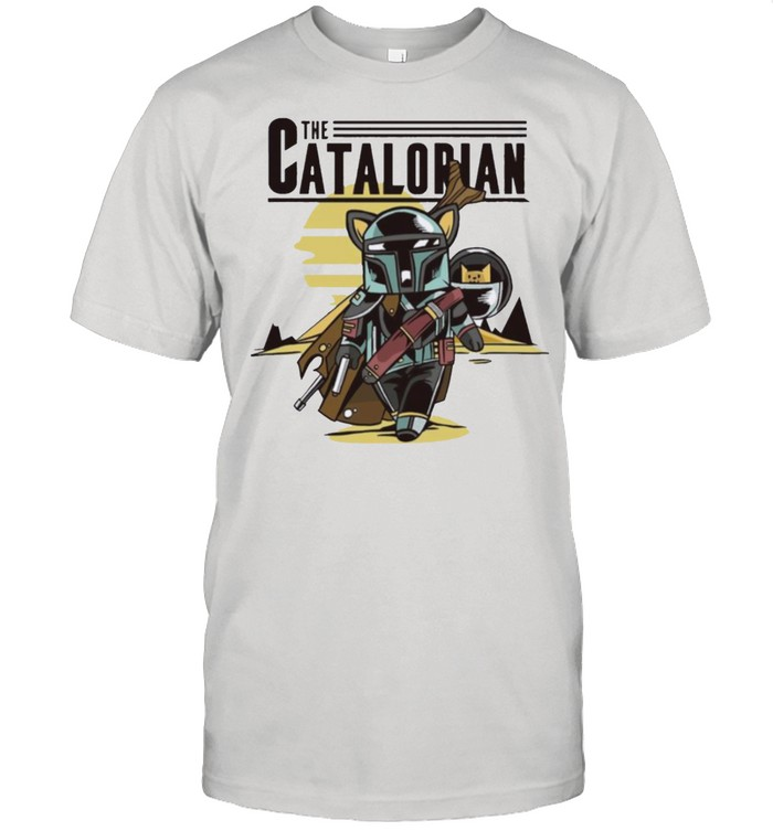 The catalorian shirt