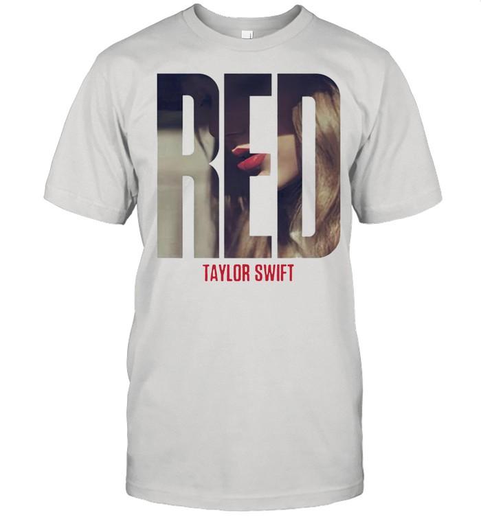 Taylor Swift red album shirt
