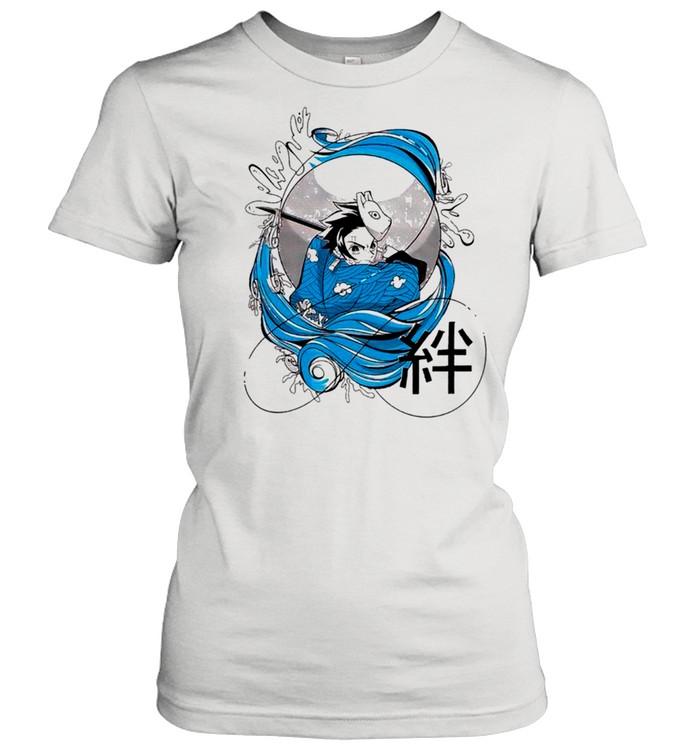Anime Demon Slayer Classic shirt Classic Women's T-shirt