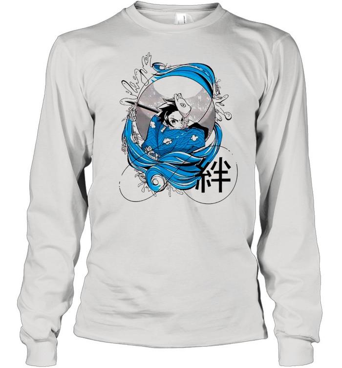 Anime Demon Slayer Classic shirt Long Sleeved T-shirt