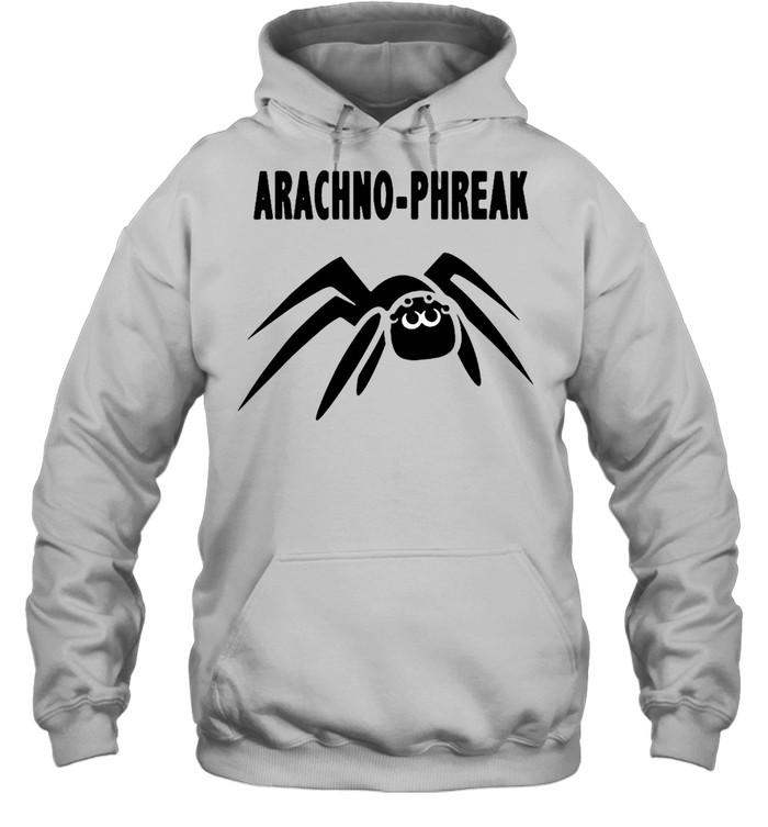 ArachnoPhreak  Unisex Hoodie