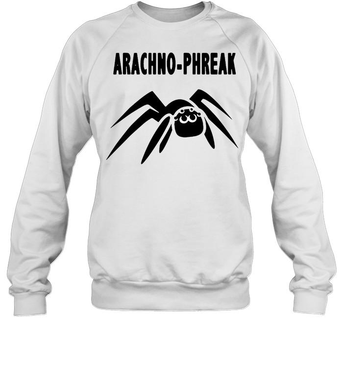 ArachnoPhreak  Unisex Sweatshirt