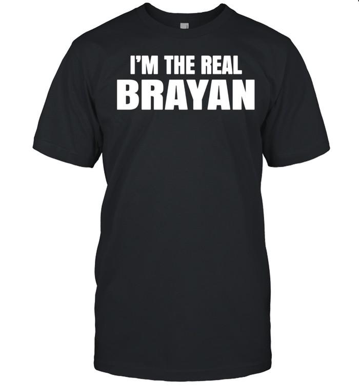 I'm The Real Cameron Cool shirt