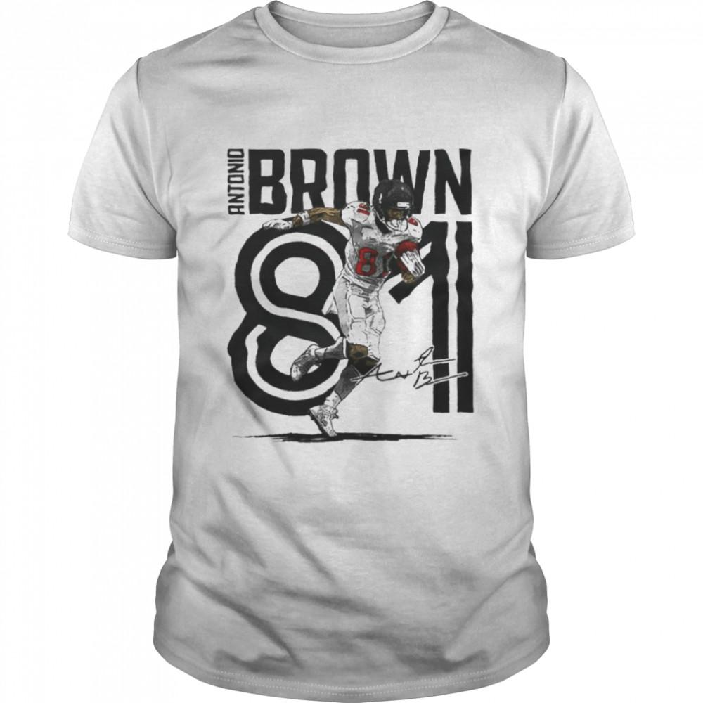 Antonio Brown Tampa Bay Football Shirt